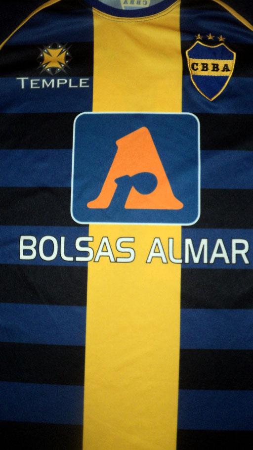 Boca Juniors Base Aerea - Tandil - Buenos Aires.