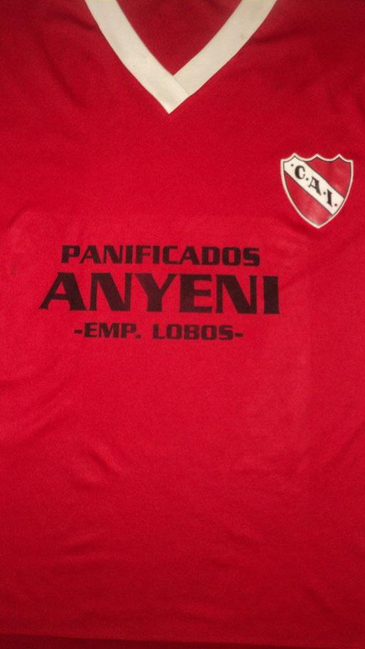 Atlético Independiente - Lobos - Buenos Aires.