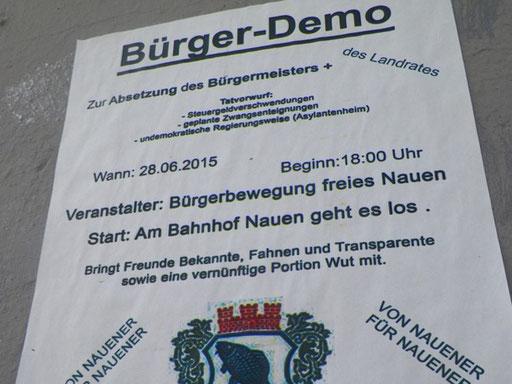Land Brandenburg - Nauen