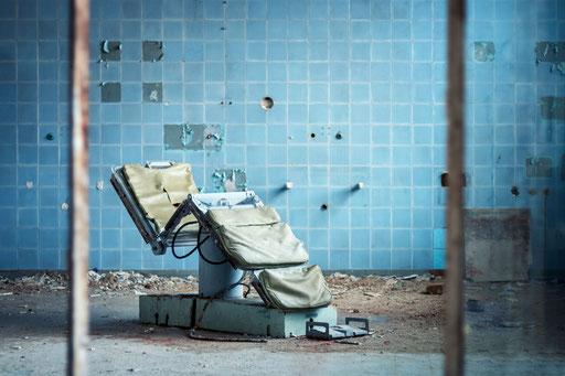 verlassenes Militärkrankenhaus (Deutschland)