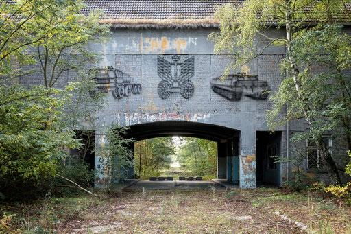 ehemalige sowjetische Kaserne (Deutschland)