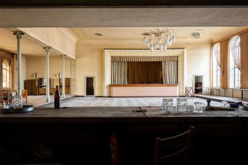 aufgegebener Tanzsaal (Deutschland)