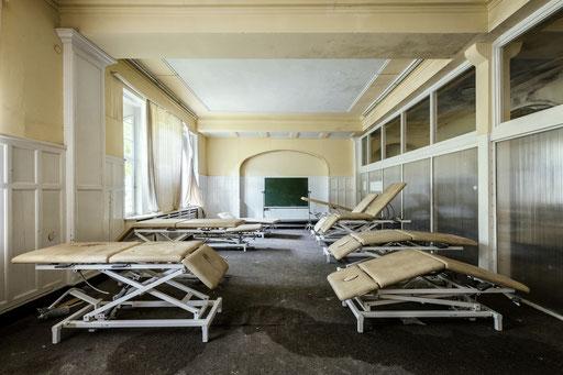 verlassene Physiotherapeutenschule (Deutschland)