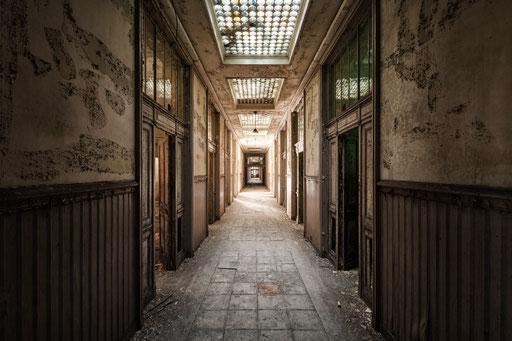 ehemaliges Verwaltungsgebäude (Frankreich)
