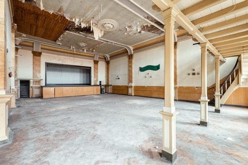 ehemaliger Ballsaal