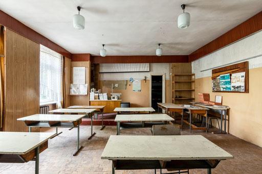 verlassene Landwirtschaftsschule