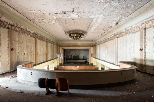 verlassenes Kulturhaus (Deutschland)