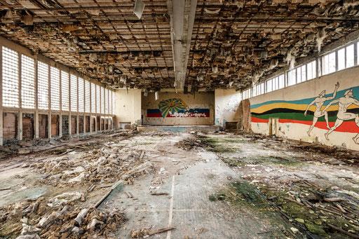 ehemalige Mehrzweckhalle (Deutschland)