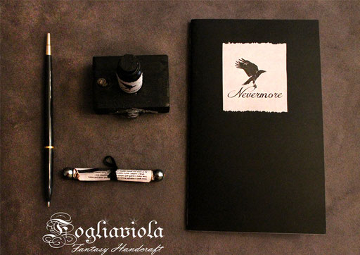 Edgar Allan Poe, Nevermore Set