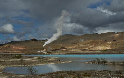 Centrale géothermique de Krafla