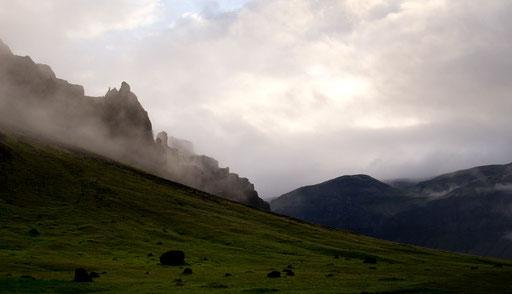Sur la route 1, non loin de Skaftafell