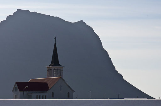 Eglise de Grundarfjordur