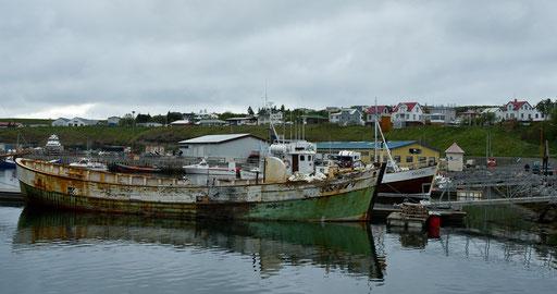 Port d'Husavik