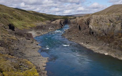 Rivière Jökla