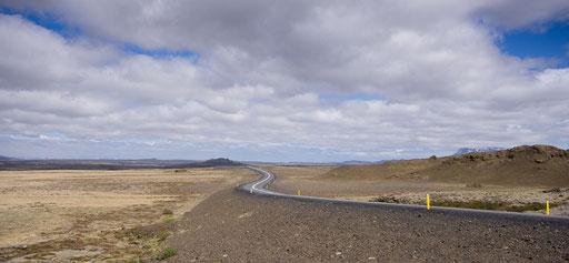 En route pour un tour d'Islande...