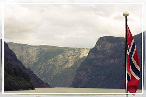 Fjorde, so gewaltig