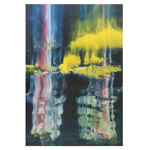 untitled splash  (29x40, #115/2020)