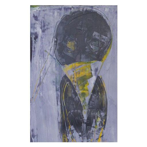 blackbird (20x29, #59/2019)