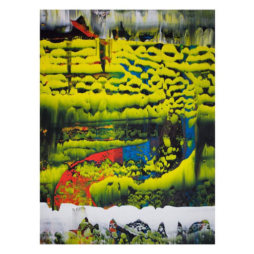 big yellow thing (49x69, #171/2019)