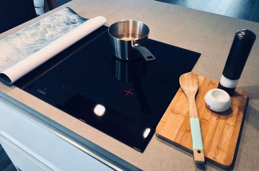 Bescherm je kookplaat