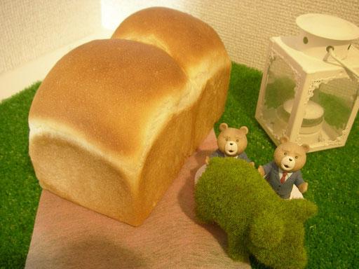 食パン(1斤) 毎日食べたい飽きのこない食パンです