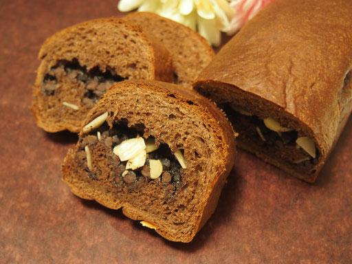 冷やしチョコ 1ヶ月冷蔵庫、冷凍庫の中で日持ちするチョコレートのパンです ★
