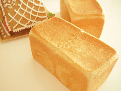 湯種食パン(1斤) もちもちふわふわの角食パンです