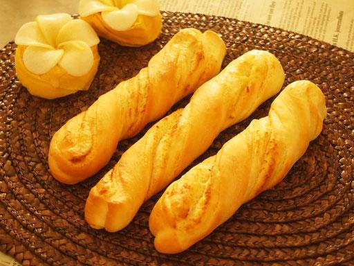 バタースティック(10本弱)(十勝のバタースティクのようなパンが作れます) ★★