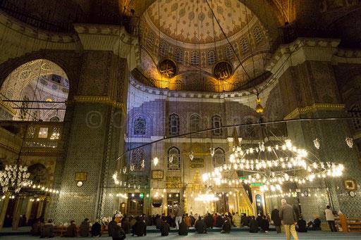 Istanbul - Mosquée Neuve