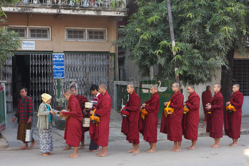 Burma - Mandalay
