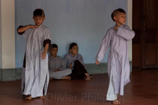 Vietnam - Hué - Pagode de la Dame Céleste