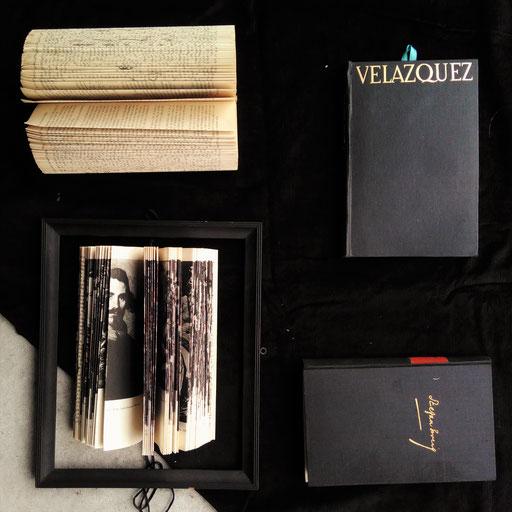 11. Books - das Quartett für den Bücherwurm, mit Geheimfach