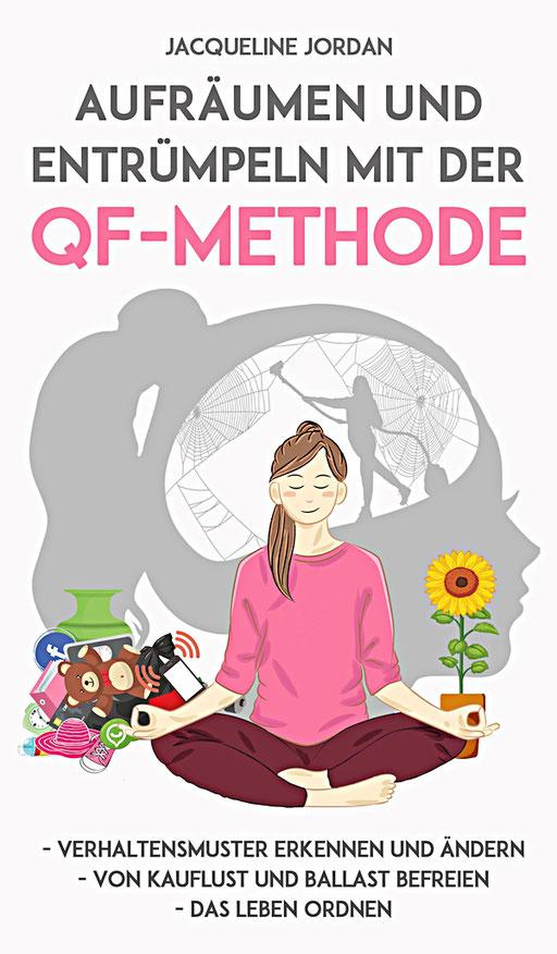 Jacqueline Jordan: Di eQF-Methode. Erhältlich über Tredition und Amazon.