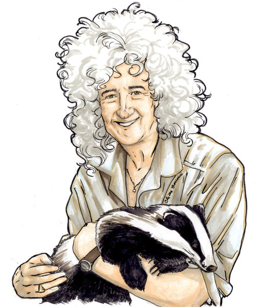 we believe in Brian May 2012 - Chiara Tomaini