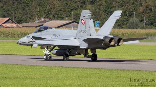 F/A-18 J-5012