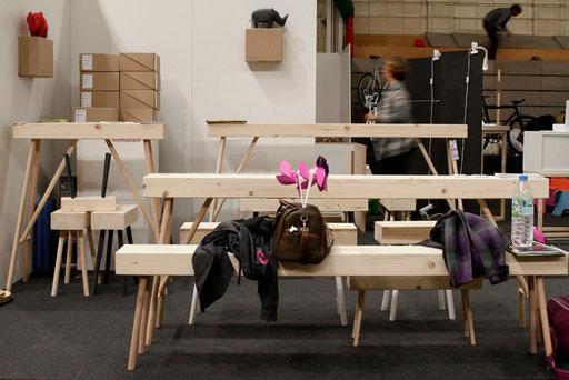 Designer`s Open Leipzig, Foto: formverleih