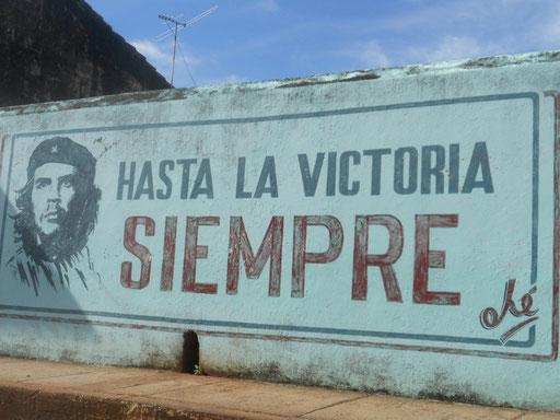 Ein Zitat von Che Guevarra