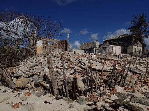 Auswirkungen von Hurrikan Sandy Okt. 2012