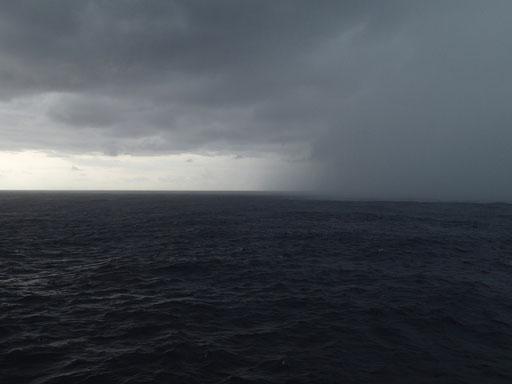 Vor dem Regen…