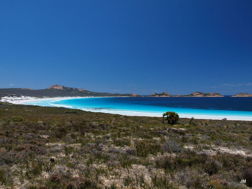 Cape le Grand National Park - Lucky Bay