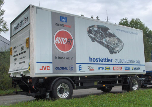 Anhänger - Alois Birrer AG Fahrzeugbau Hofstatt