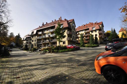 Villa Wald Harmonic Aparts, Bad Altheide