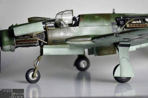 Dornier DO-335 (B2 Zerstörer) - 1/32 by HK Models