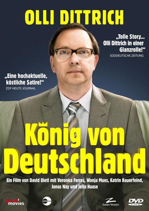 König von Deutschland Spielfilm