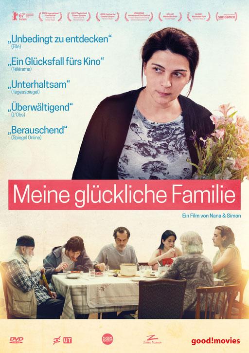 Meine glückliche Familie Spielfilm