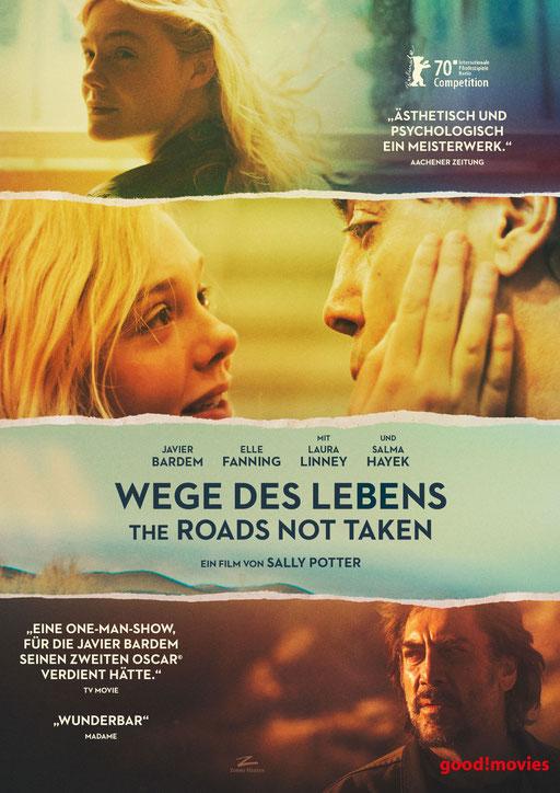 Wege des Lebens - The roads not taken Spielfilm
