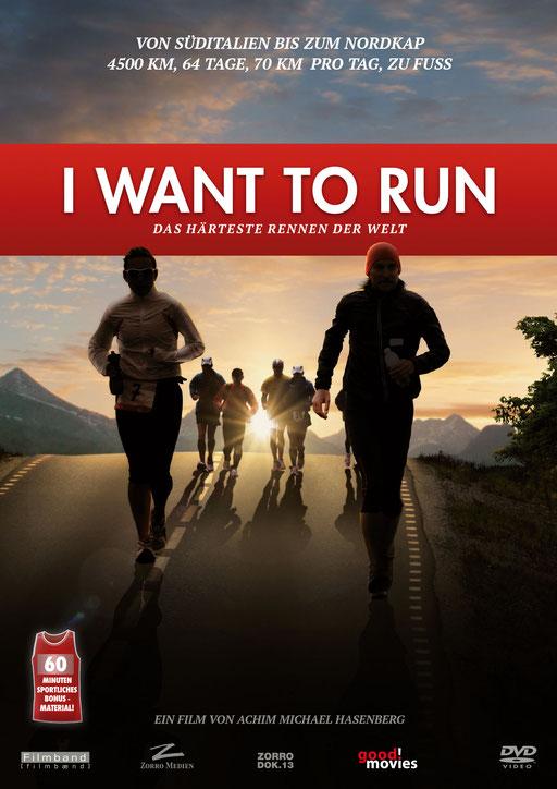 I Want to Run – Das härteste Rennen der Welt, Dokumentarfilm