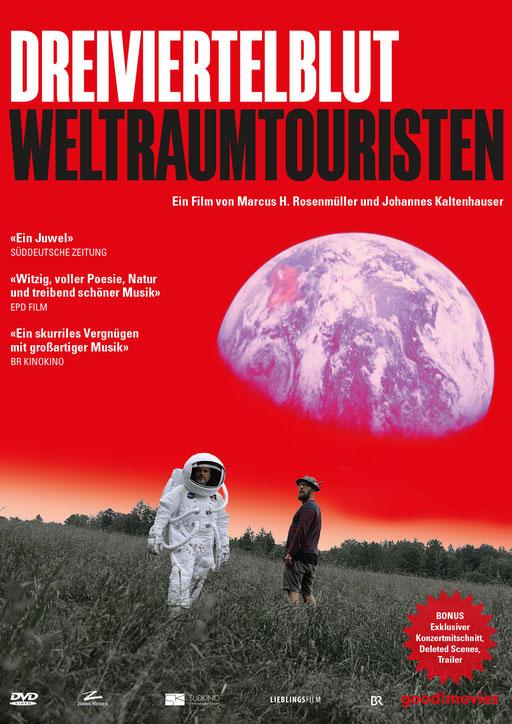Dreiviertelblut-Weltraumtouristen, Dokumentarfilm