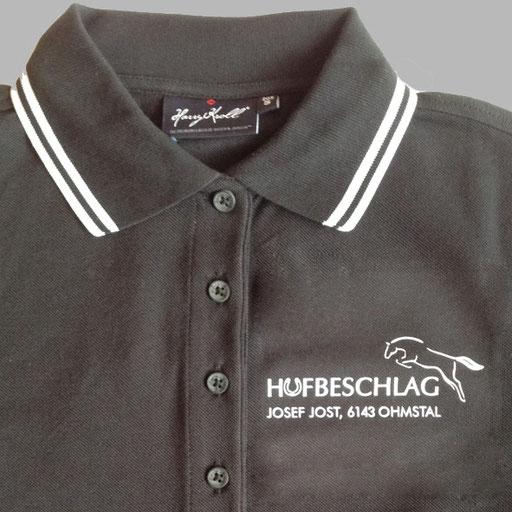 Polo-Shirt bedruckt