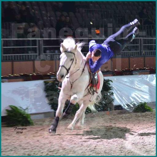 Cheval Passion 2016 - Voltige sur Cheval Camargue